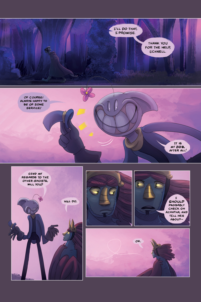 Chapter 3, epilogue page 9